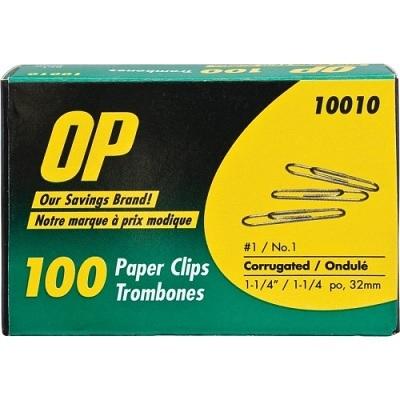 PAPER CLIPS-OP BRAND