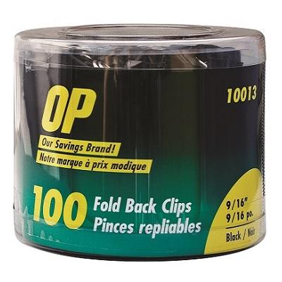 FOLDBACK CLIPS-OP